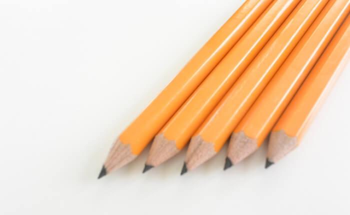 鉛筆の写真